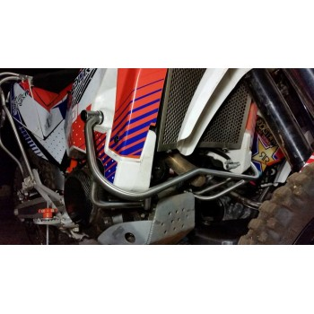 Crash Bars - Rally Raid EVO1