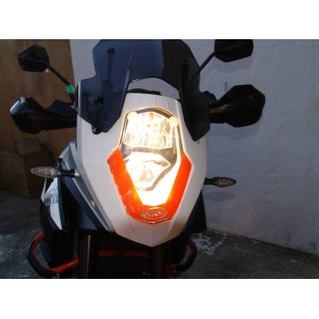Dual Tone headlight Cover -...