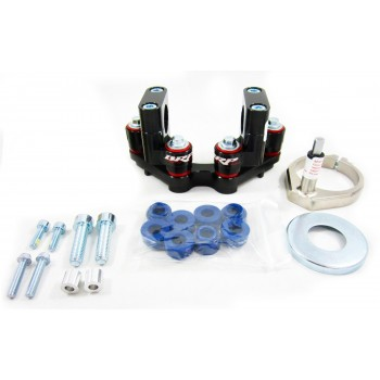 Complete Rubber Sub Mount Kit